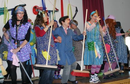 Karneval 2011 Rochusschule